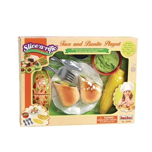 Taco and Burrito Playset