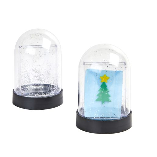 Colorations Create Your Own Snowglobe - Set of 2_0