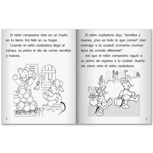My Own Tiny Take Homes En Espanol: Folktales - Set of 2