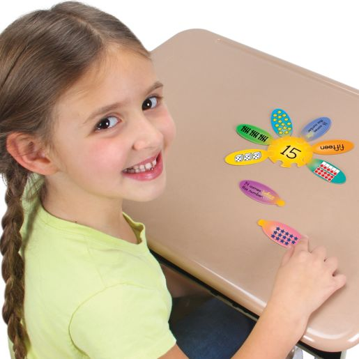 Daisy Puzzle Set - Number Sense 11 To 20