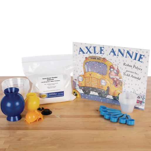 StoryTime Science™ - Axle Annie Book And Kit By Steve Spangler Science™