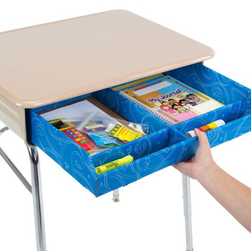 Desk Organizer - Set Of 4