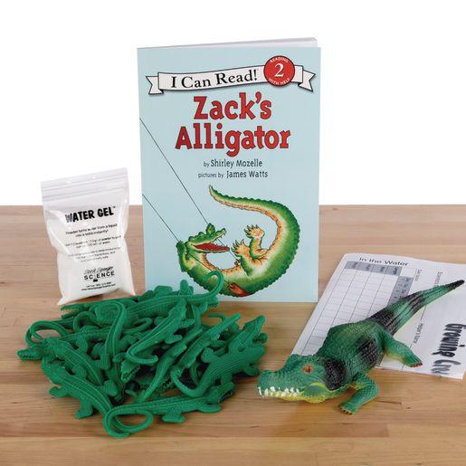 StoryTime Science™ - Zack's Alligator Book And Kit By Steve Spangler Science™