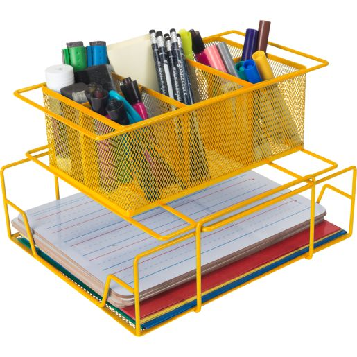 Group Materials Caddy - Yellow
