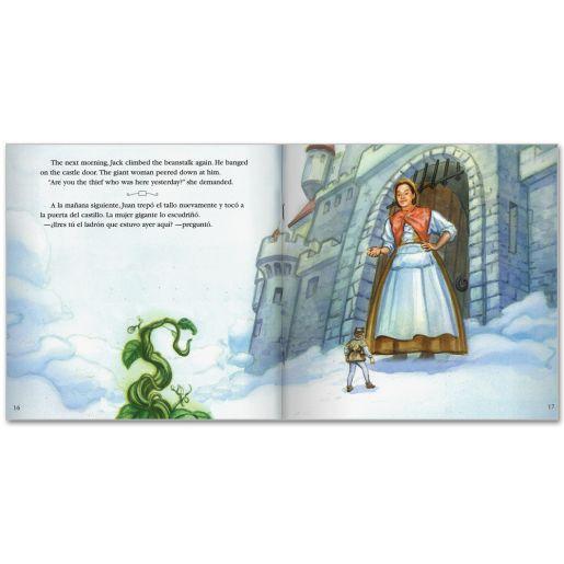 Beloved <lt/>i<gt/>Jack And The Beanstalk<lt/>/i<gt/> Fairy Tale Entrances Children Yet Again In English/Spanish Version