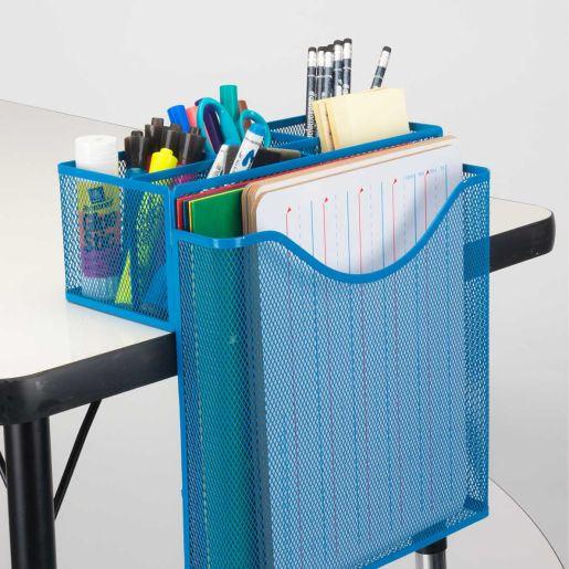 EZClamp Table Organizer™ - Blue