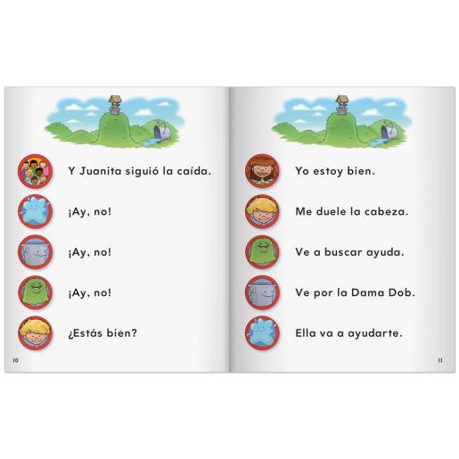 Reader's Theater Nursery Rhymes Spanish Book Set - Grades Pre-K-K