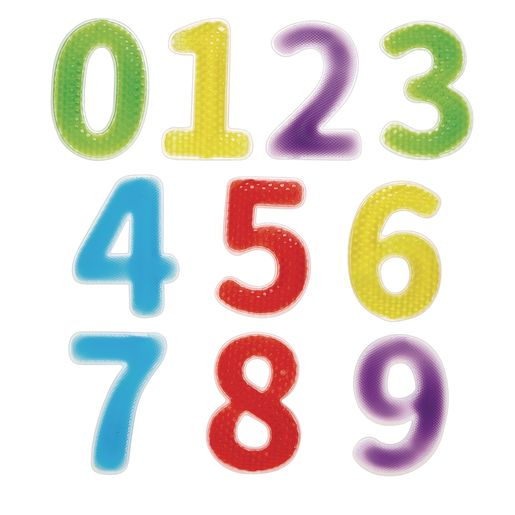 Excellerations® Liquid Numbers - Set of 10
