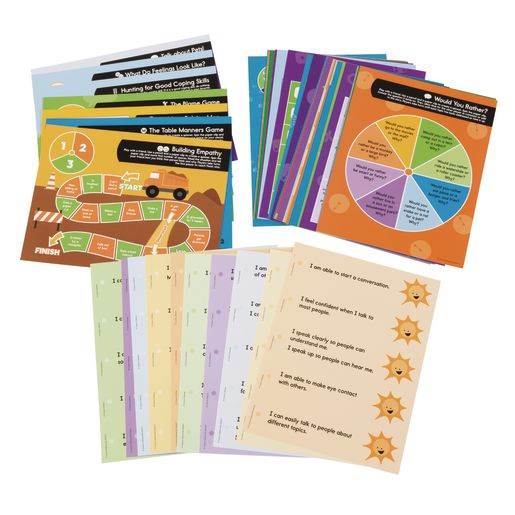 Excellerations Essential Tips and Tools: Social Skills
