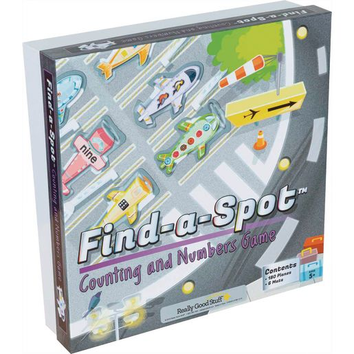 Find-a-Spot™ Counting and Numbers Game