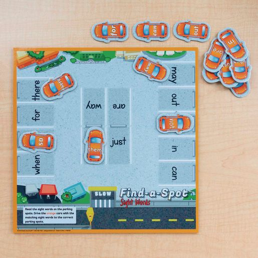 Find-A-Spot™ Sight Words