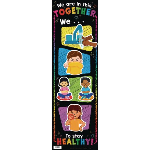 We are in this Together Banner