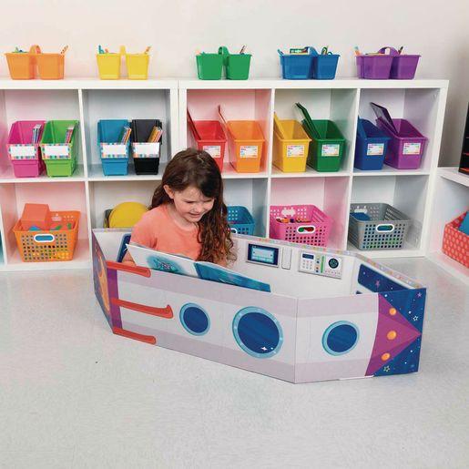 'Space'ship Flexible Work Space