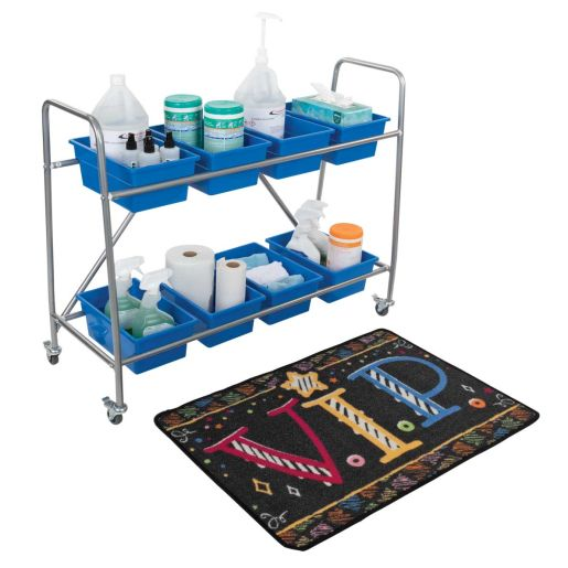 Deluxe Germ Buster Sanitizing Station