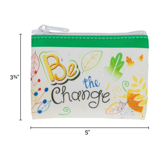 BeLeaf in Yourself Coin Pouch