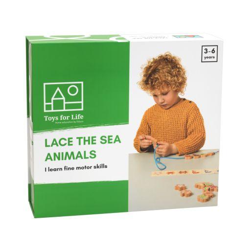 Lace the Sea Animals_2