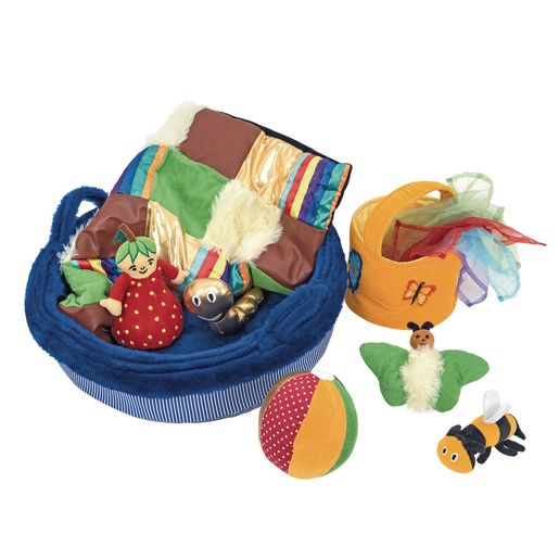 Textures Collection Basket