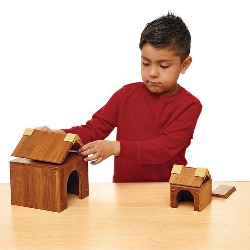 Eco Small World House Set