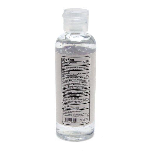 Hand Sanitizer Gel 3.4oz, Set of 144