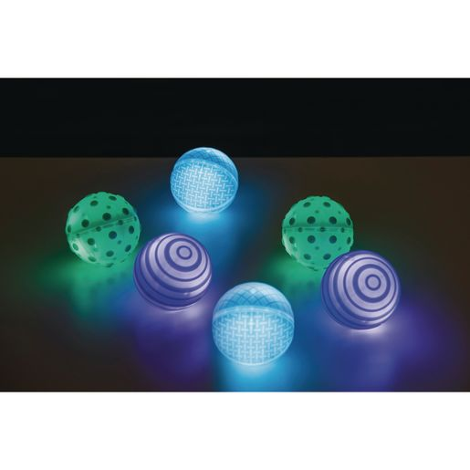 Light Up Tactile Glow Spheres