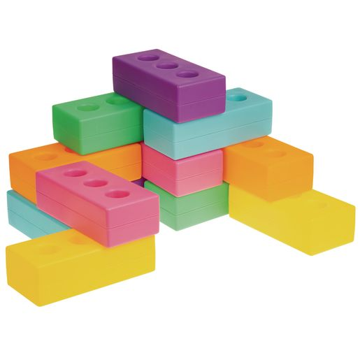 Light Up Construction Bricks