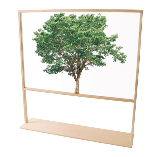 """Nature View Room Divider, 48"""" Wide"""