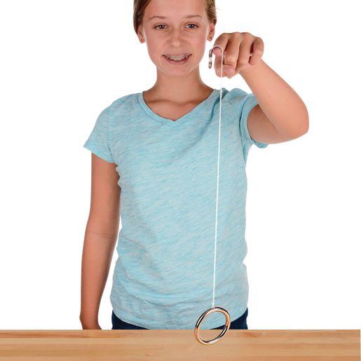 Steve Spangler At Home Science Kit - Steel Rings_1