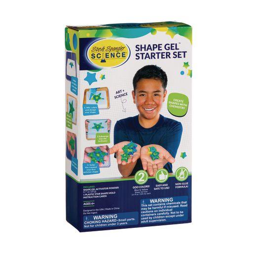 Steve Spangler Shape Gel Starter Set_0