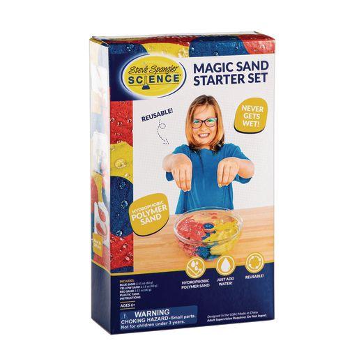 Steve Spangler Magic Sand Science Kit_0