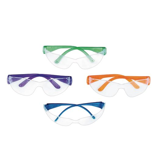Steve Spangler Clear Safety Glasses - One Pair