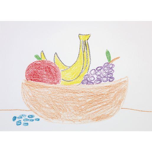 Colorations® Regular Crayons, 8 Colors, 24 Sets, TTL 192 Crayons