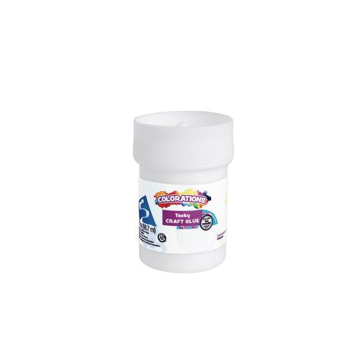 Colorations® Tacky Glue, 3 OZ Each, Total 24