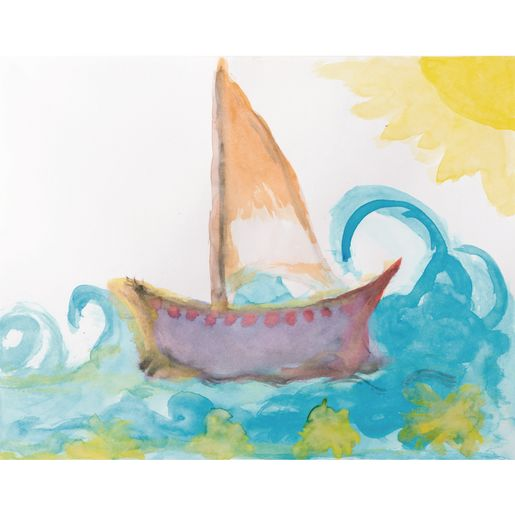 Colorations® Washable Watercolor Pain Palettes, 16 Colors, 24 Sets