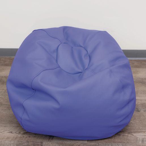 """35"""" Bean Bag - Purple"""