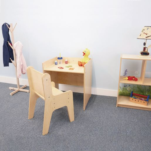 Adjustable Economy Desk and Chair Set