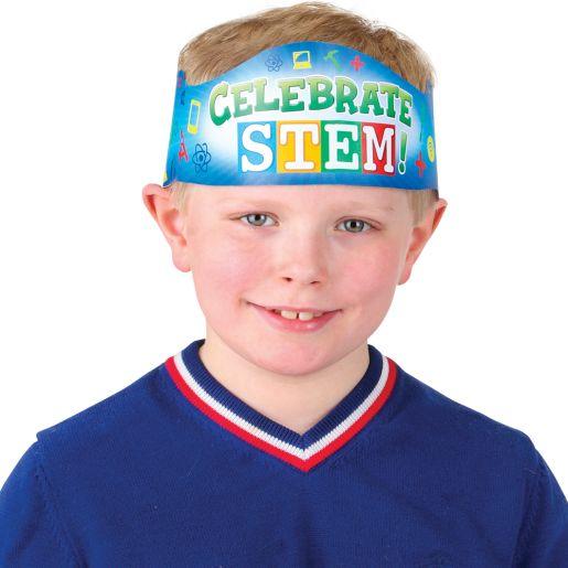 Celebrate STEM! Crowns - 24 crowns