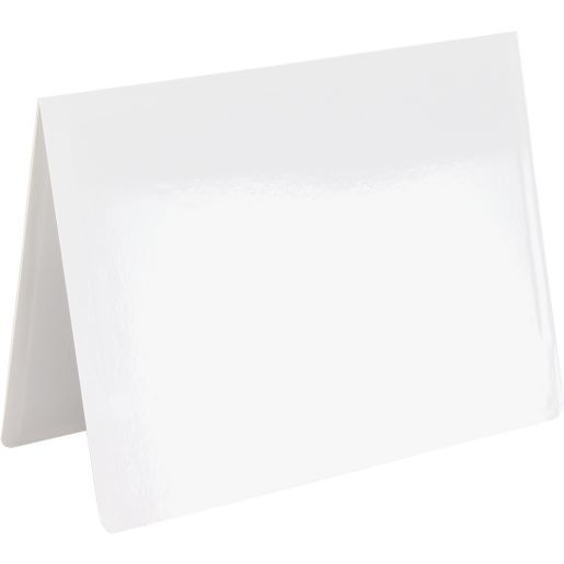 Folding Magnetic Dry Erase Activity Boards - Blank - 6 boards