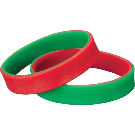 """""""""""""""Express Yourself"""""""" Silicone Bracelets - 24 bracelets"""""""
