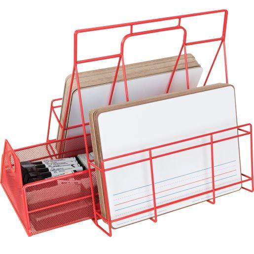 Dry Erase Board And Supplies Storage - 1 organizer
