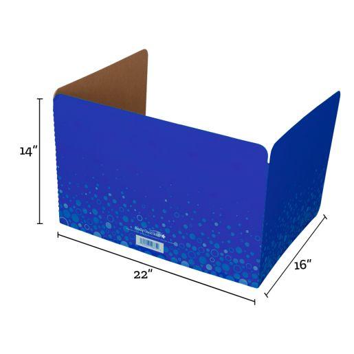 Large Fizz Privacy Shields - Set 12 - Matte