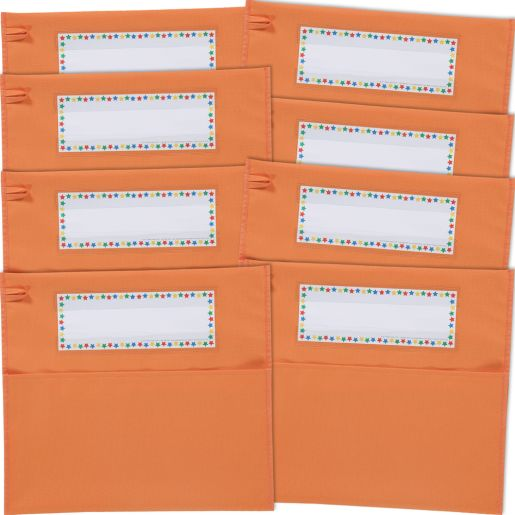 Classic Chair Pockets - 8 Pack