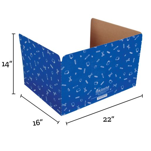 Large Privacy Shields - Set of 12 - Matte