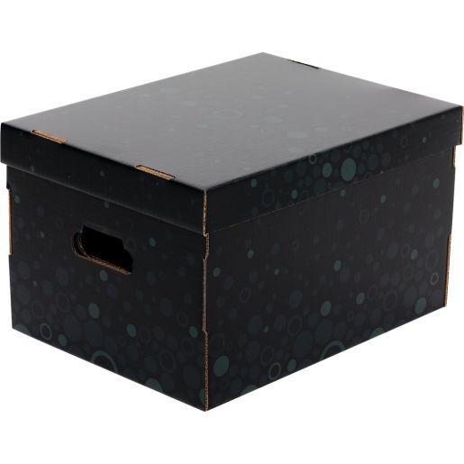 Corrugated Storage Box - Fizz! - 1 box