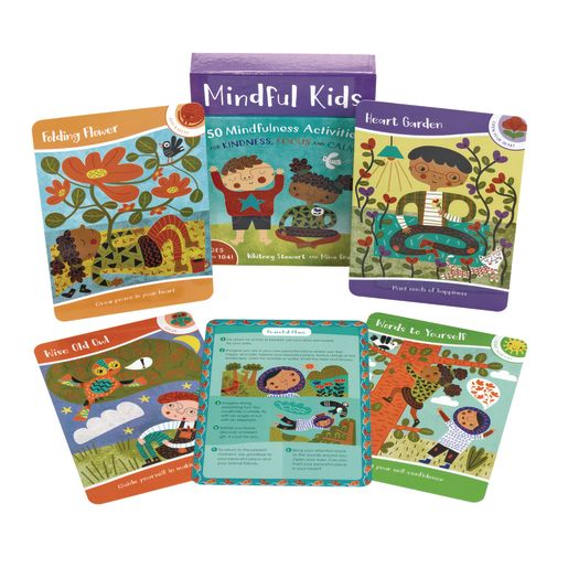 Mindful Kids: 50 Mindfulness Activities