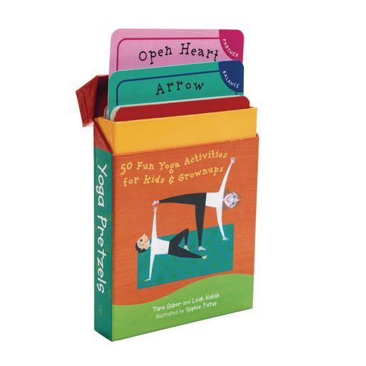 Yoga & Mindfulness Activity Card Set