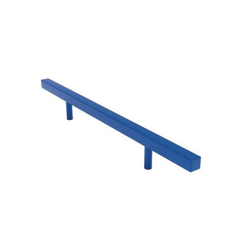 Outdoor Straight Balance Beam- Blue