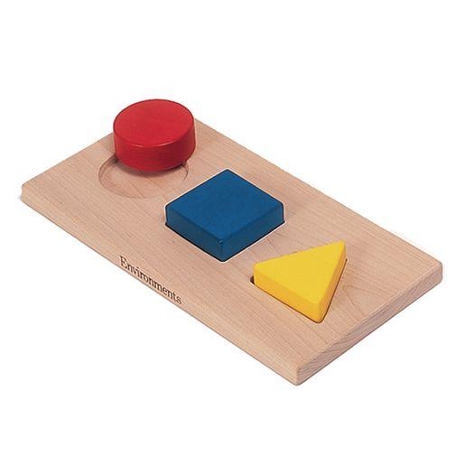 First Shape Board
