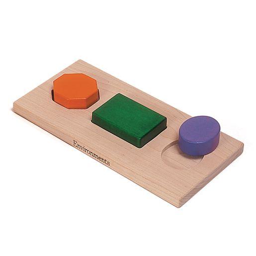 Second Shape Board