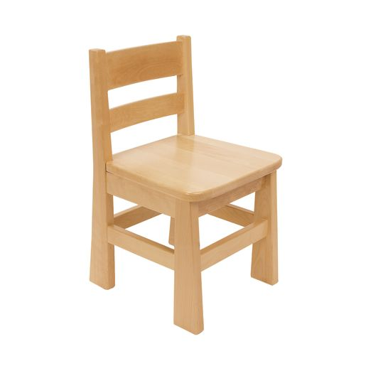 """Environments® Two 14"""" Hardwood Chairs"""