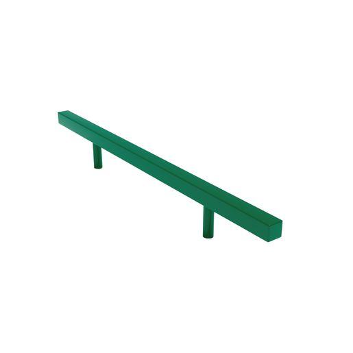 Outdoor Straight Balance Beam- Green